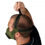 Green Protection Mask with Activated Charcoal Filter