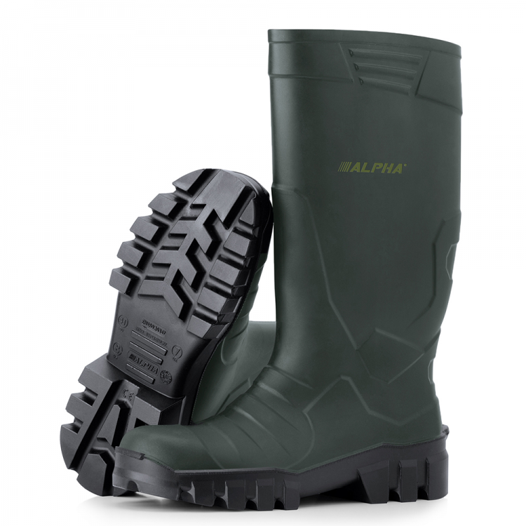 Alpha Trace Green/Black